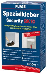 Клей Pufas Security GK10 (Germany) 0.5кг